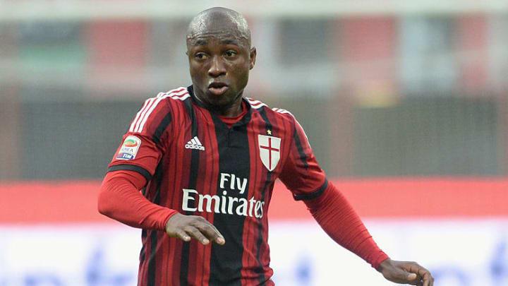 Pablo Armero Milan Flamengo