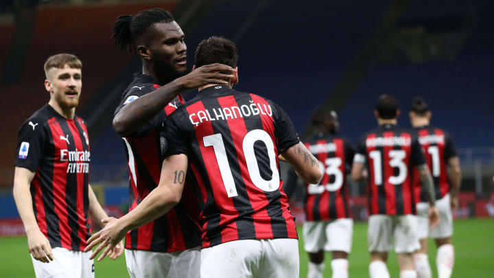 AC Milan have a tense end to the season after a major dip in form