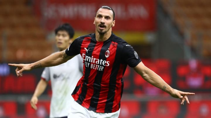Ibrahimovic is still proving his worth even approaching his 40's