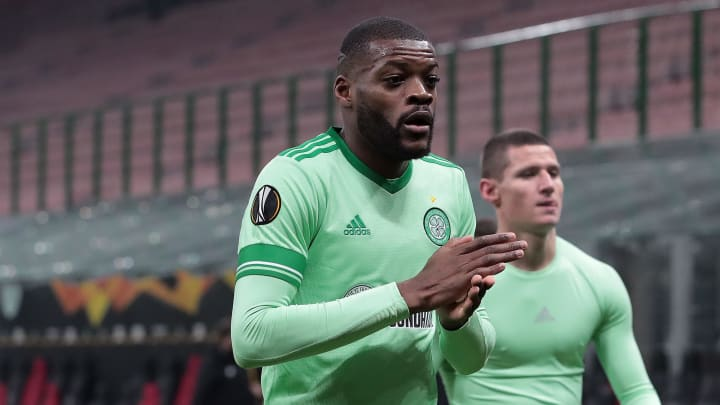 Ntcham was allowed to leave Celtic Park