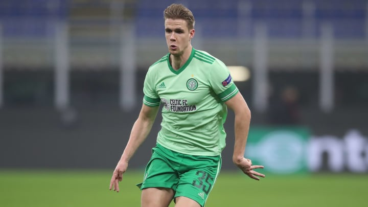 Kristoffer Ajer is set for move to England