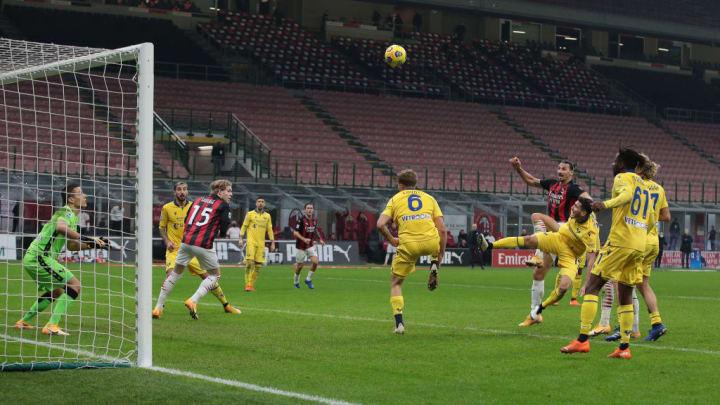 Zlatan Ibrahimovic, Marco Silvestri