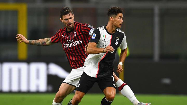 Romagnoli bittet Ronaldo zum Duell