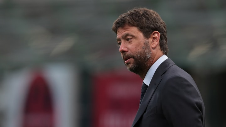 Agnelli claims a number of clubs were ready to join the Super League