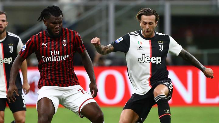 Juventus e Milan podem realizar troca de jogadores