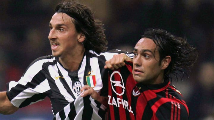 Ibrahimovic y Nesta