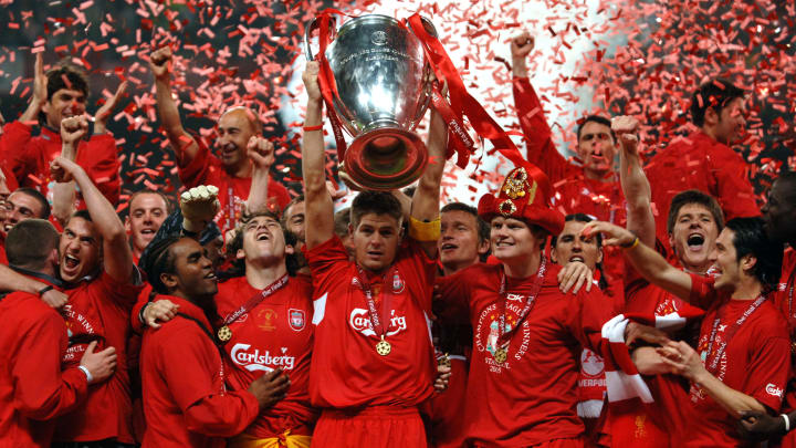 Liverpool produced one of the greatest comebacks in history