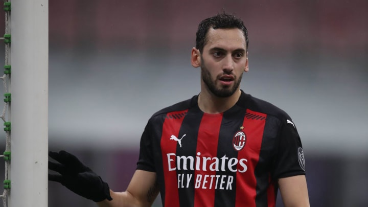 Calhanoglu has come on leaps and bounds over the past 12 months