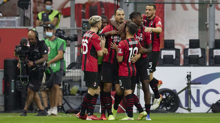 Milan will be full of confidence after beating Lazio last time out