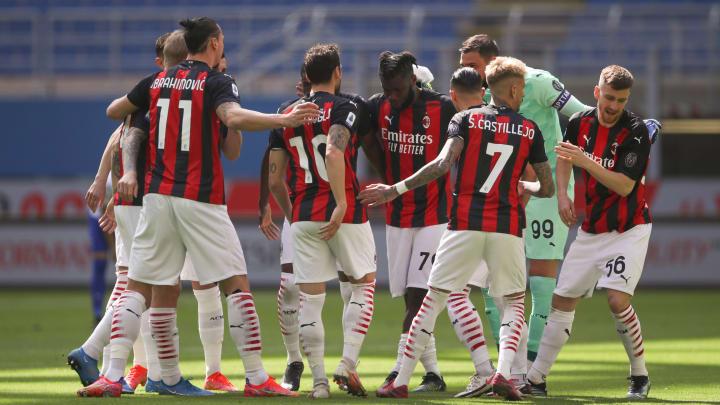 Il gruppo Milan
