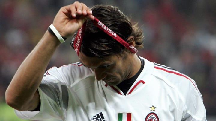 AC Milan's Italian captain and defender