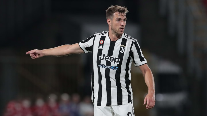 Aaron Ramsey is yet to establish himself as a regular in the starting XI at Juventus