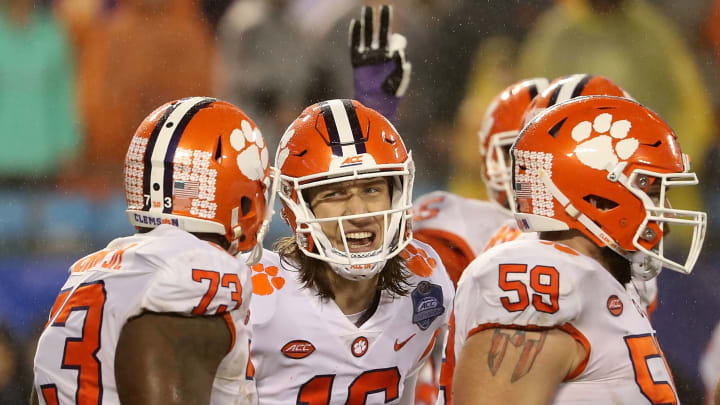 These Football Lunkheads Don't Know What to Do With Trevor Lawrence