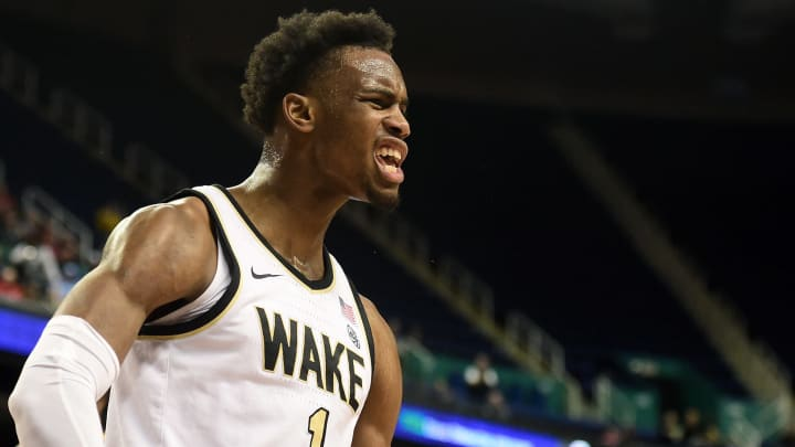 Wake Forest vs Duke prediction, pick and odds for NCAAM game.