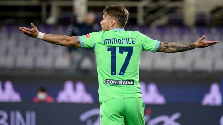 Lazio Série A Immobile Roma Juventus