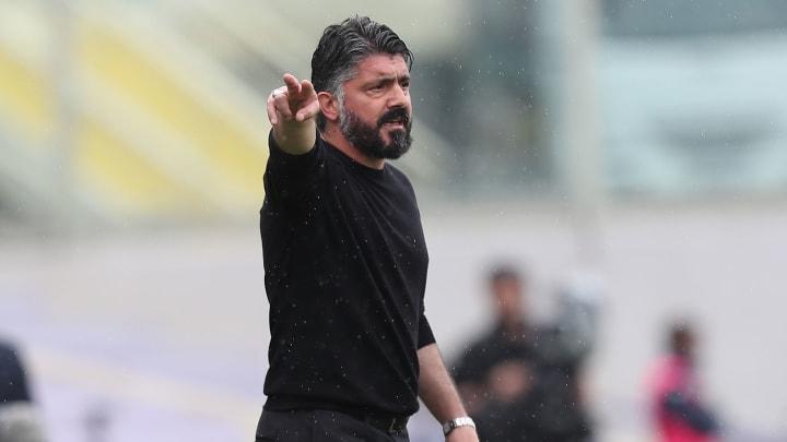 Gennaro Gattuso nuovo allenatore della Fiorentina