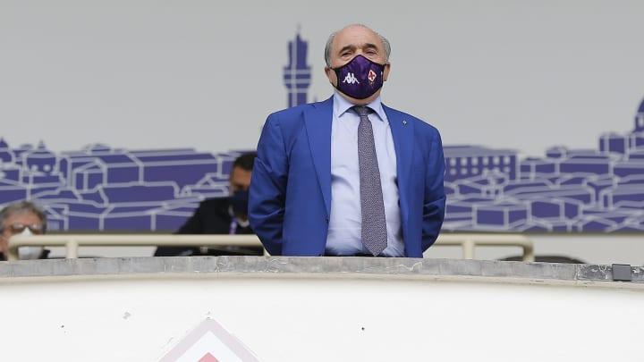 Rocco Commisso, presidente della Fiorentina