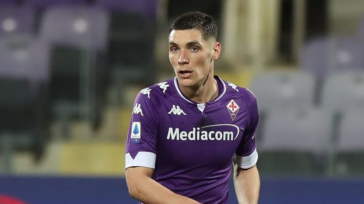 Manchester United and Liverpool and both chasing Fiorentina defender Nikola Milenkovic