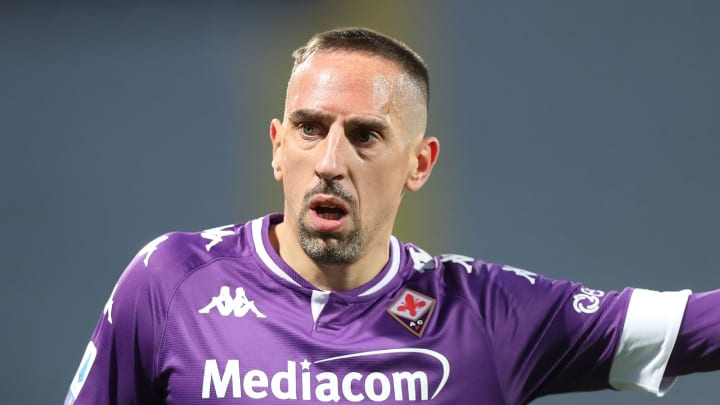 La Lazio pensa al colpo Franck Ribery
