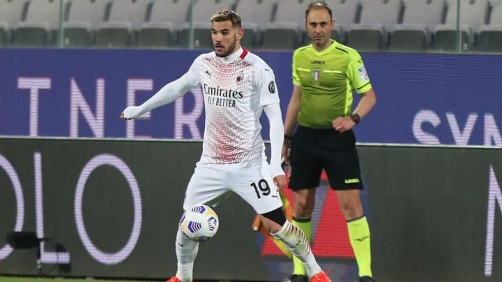 Theo Hernandez - Milan - Euro