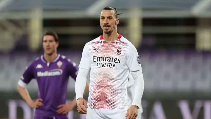 Zlatan Ibrahimovic has revealed he is confident about extending his stay with Milan