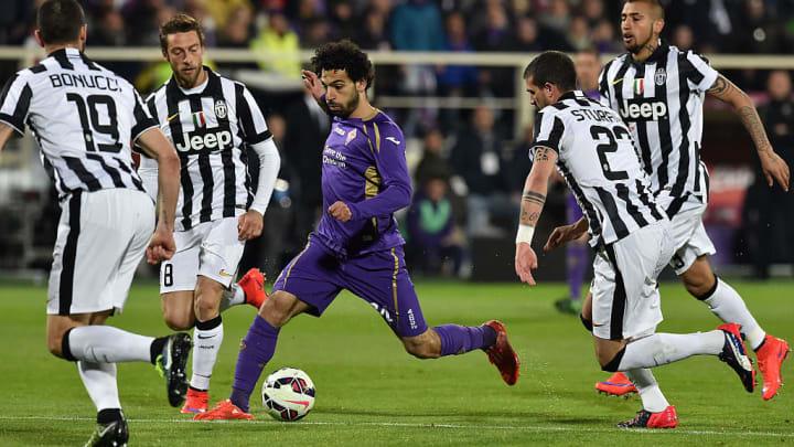 Salah alla Fiorentina
