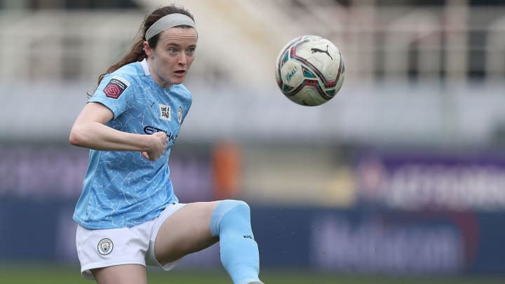 Lavelle impressed on her first Champions League start