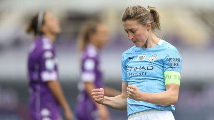 Ellen White, Manchester City