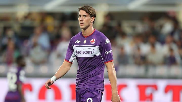 Dusan Vlahovic wird bei der Fiorentina nicht verlängern
