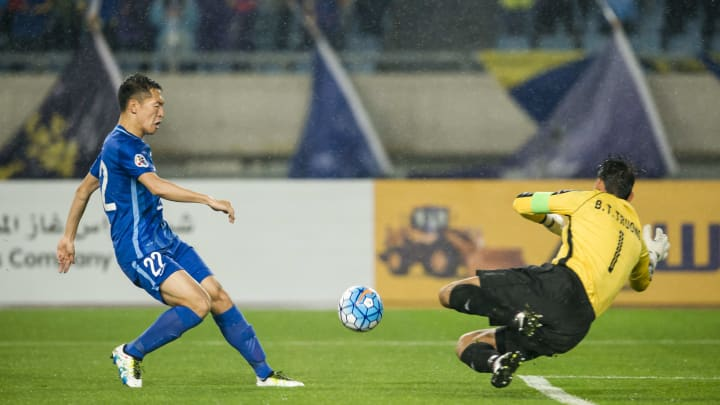 AFC Champions League 2016 - Group Stage - Match Day 5 - Jiangsu Sainty (CHN) vs Becamex Binh Duong