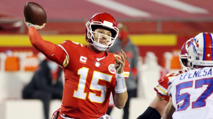 Kansas City Chiefs Super Bowl odds explode after defeating the Buffalo Bills.