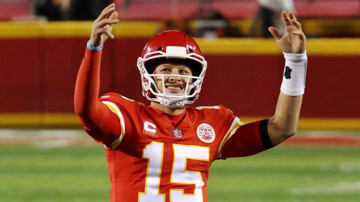 The Super Bowl 55 MVP odds have Chiefs' quarterback Patrick Mahomes favored over Buccaneers' quarterback Tom Brady.