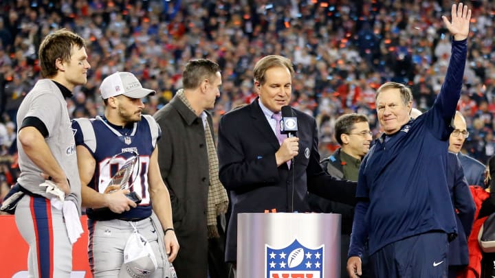 Here is a ranking of the New England Patriots six Super Bowl-winning teams.