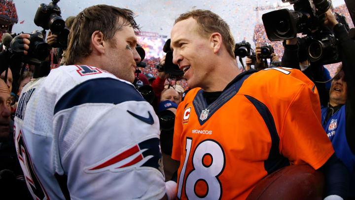 Brady y Manning hacen parte de los elegidos al mejor quarterback del siglo