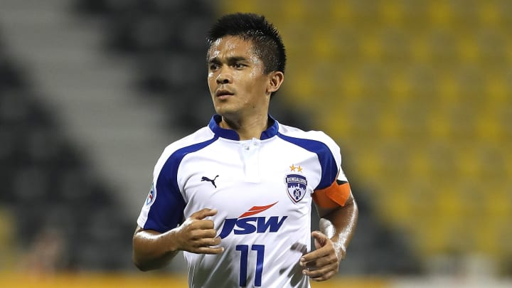 Sunil Chhetri extended his contract with Bengaluru FC by another two years and will stay there till 2023