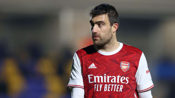 Sokratis signed for Arsenal from Borussia Dortmund in 2018 for a reported £14.4m