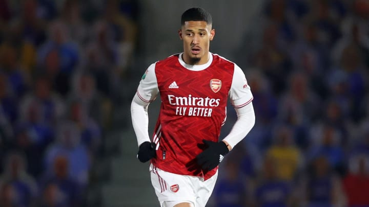 Arsenal could sell William Saliba this summer