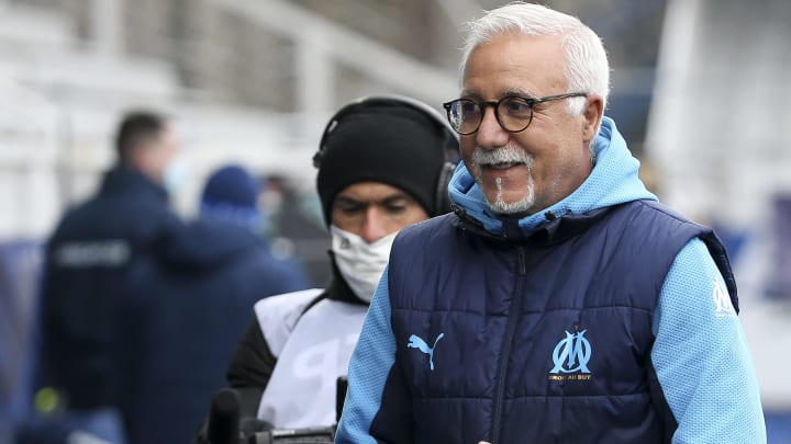 L'aventure Nasser Larguet à l'OM va prendre fin.