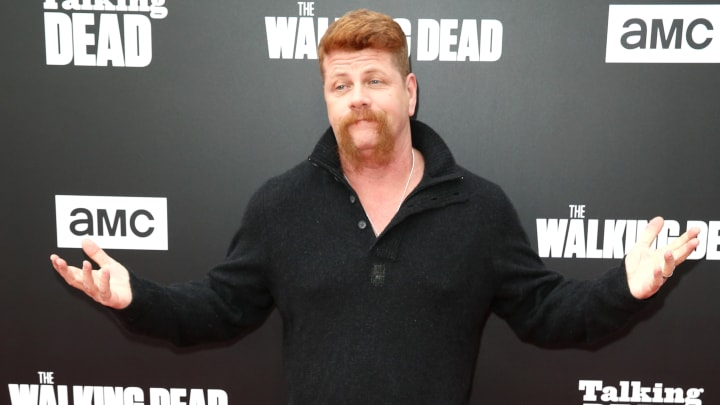 'The Walking Dead' star Michael Cudlitz says some of the show's scenes might have been too brutal.