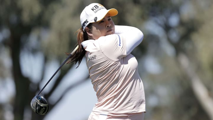 Inbee Park is tied with Nelly Korda in the odds to win the 2021 Lotte Championship.