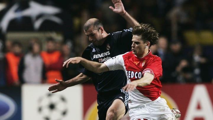 L'AS Monaco a renversé le Real Madrid en 2004.