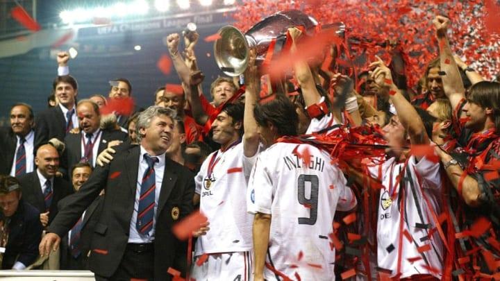 AC Milan players, Carlo Ancelotti