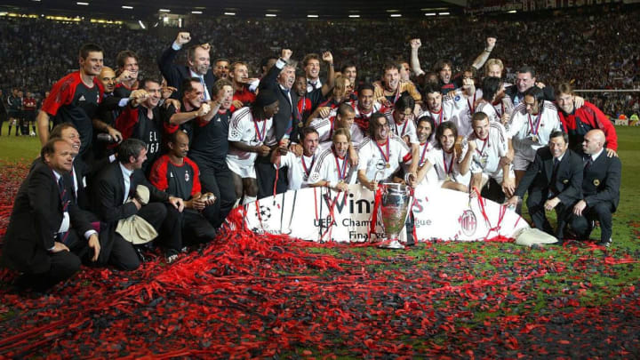 AC Milan players, staff