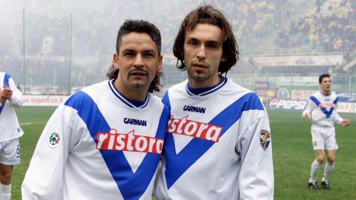 Roberto Baggio, Andrea Pirlo