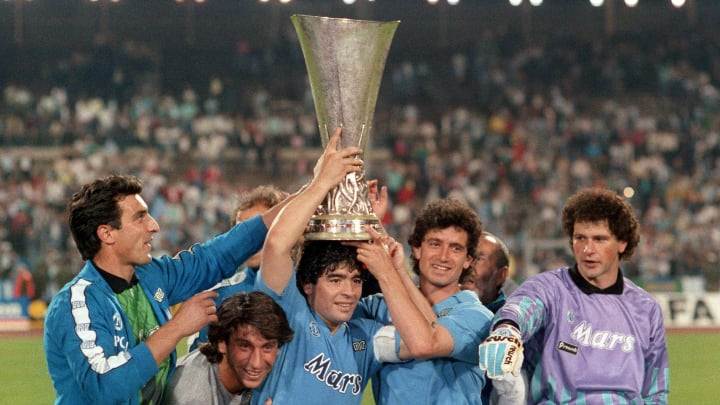 Remembering Diego Maradona's Scudetto Winning Napoli Side of 1989/90