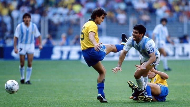 Diego Armando Maradona, Branco