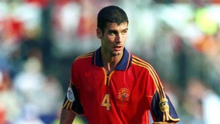 Josep Guardiola Manchester City Olimpíadas Espanha Barcelona