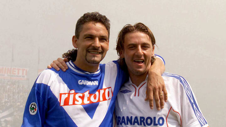 Roberto Baggio, Giuseppe Signori