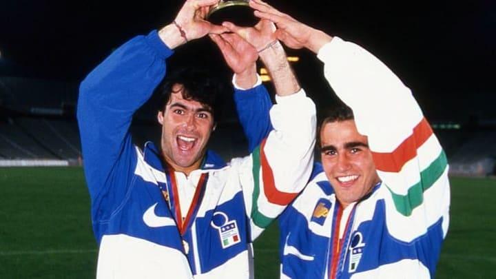 Fabio Galante, Fabio Cannavaro, Itália