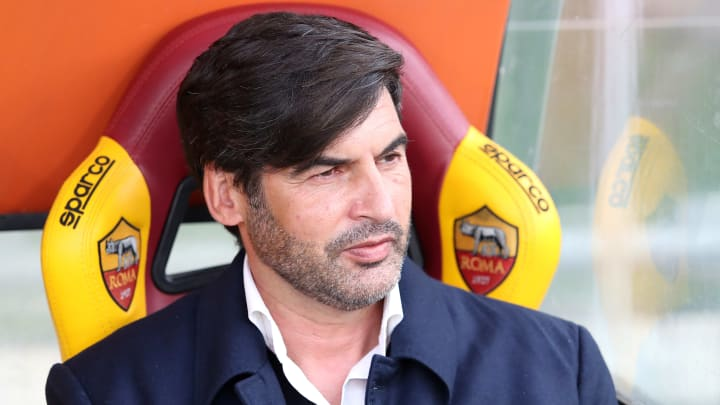 Roma will not renew Paulo Fonseca's contract this summer